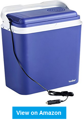 VonShef Electric 21L Insulated Cool Box